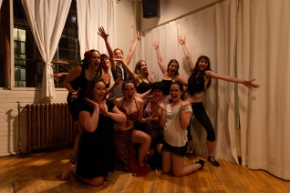 At Greenstone Belly Dance, our mission is to get fit, improve our belly dance technique and performance skills, and have a lot of fun doing it!
