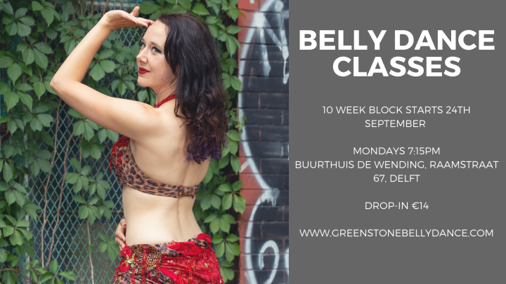 Belly Dance Classes in Delft_ For Information on belly dance classes in the Netherlands, visit www.greenstonebellydance.com (2)