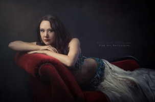 Siobhan Camille - Professional Belly Dancer in the Netherlands