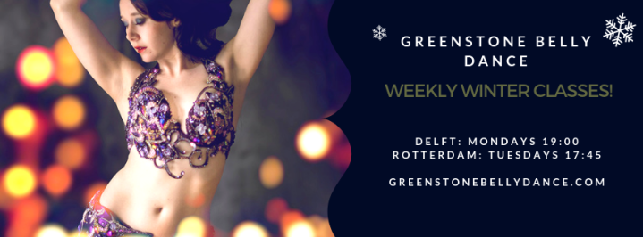 Greenstone Belly Dance Weekly Classes in Delft and Rotterdam