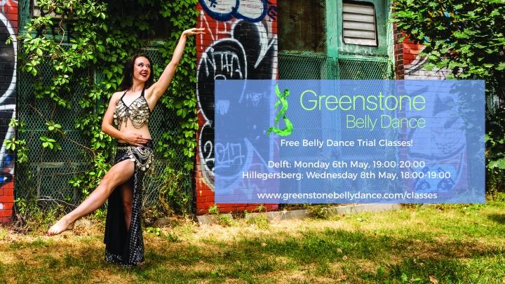 GreenstoneBellyDanceFreeTrialClassesinDelftandHillegersbergRotterdam2019 copy