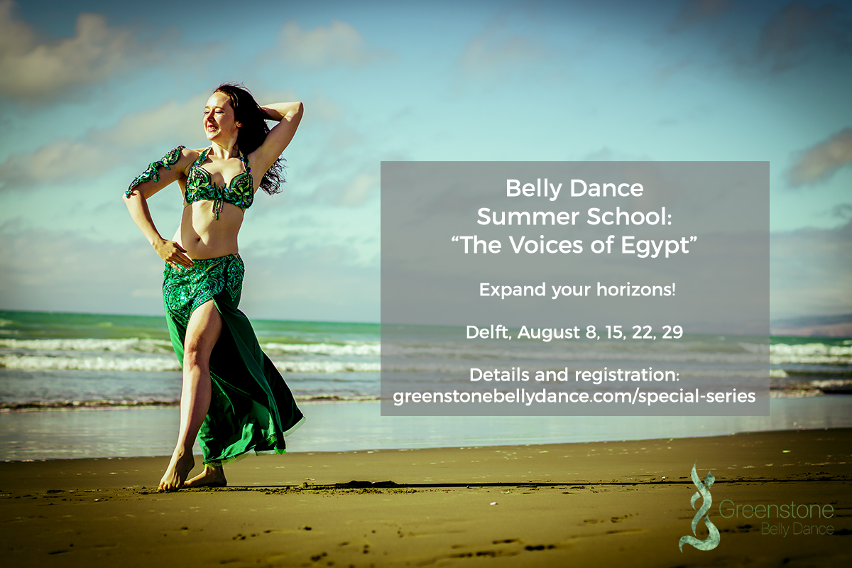 Belly Dance Summer School : The Voices of Egypt